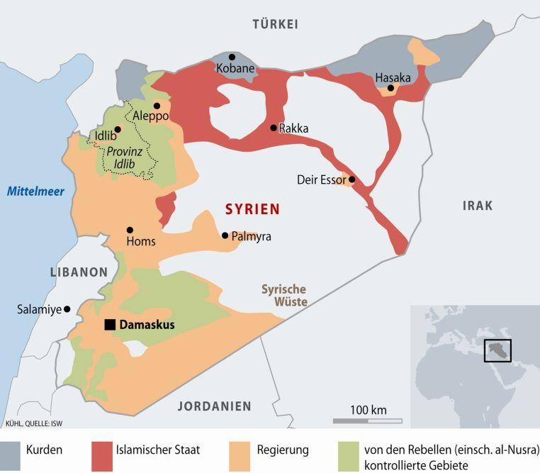 Karte Naher Osten Israel.Zerfall Und Neuordnung Im Nahen Osten Hintergrund