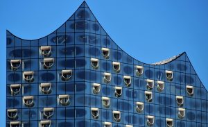 Foto: Elbphilharmonie Dachpartie